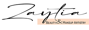 Zaytia Beauty & Makeup Artistry Logo